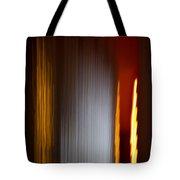 Blur City Tote Bag