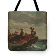 Breezing Up Tote Bag