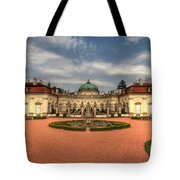 Buchlovice Castle Tote Bag