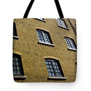 Butlers Wharf Windows Tote Bag