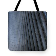 Canary Wharf Abstract Tote Bag