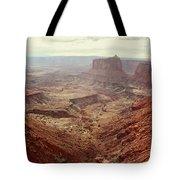 Canyonlands National Park In Utah Tote Bag