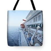 Carnival Elation Tote Bag