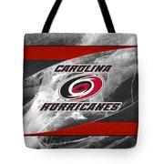 Carolina Hurricanes Tote Bag