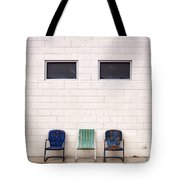Ace Chairs Palm Springs Tote Bag