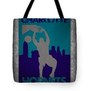 Charlotte Hornets Tote Bag