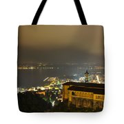 Church On The Mountain Tote Bag