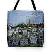 City Of The Dead - New Orleans Tote Bag