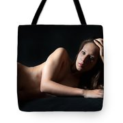 Classical Nude Tote Bag