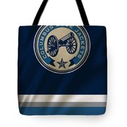 Columbus Blue Jackets Uniform Tote Bag