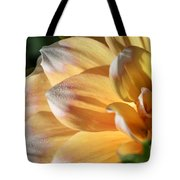 Dahlia Named Seattle Tote Bag