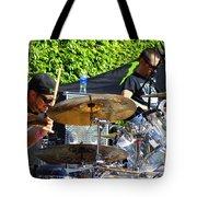 Dave Lombardo And Pancho Tomaselli Tote Bag