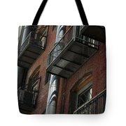 Denver Street Scenes Tote Bag