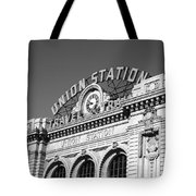 Denver - Union Station Tote Bag