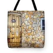 Doors Of Tel Aviv Tote Bag