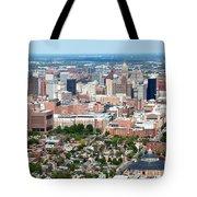 Downtown Baltimore Tote Bag