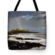 Dunstanburgh Castle Tote Bag