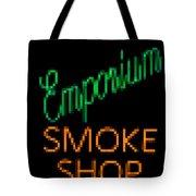 Emporium Smoke Shop Tote Bag