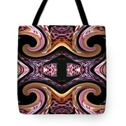 Empress Abstract Tote Bag