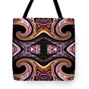 Empress Abstract Tote Bag