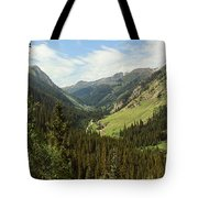 Engineer Pass In Colorado  Tote Bag