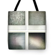 Fabrics Tote Bag by Les Cunliffe