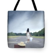 Farewell Tote Bag by Joana Kruse