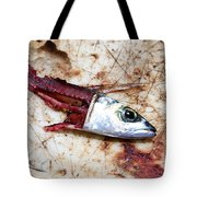 Fish Bait Tote Bag