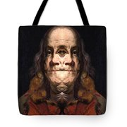Flipped Ben 2 Tote Bag