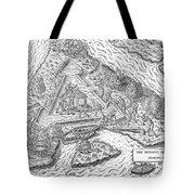 Fort Caroline, 1564 Tote Bag