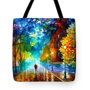 Freshness Of Cold Tote Bag