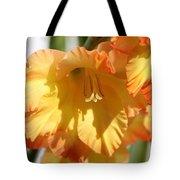 Gladiolus Named Halloween Tote Bag