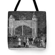Golden Jubilee, 1887 Tote Bag