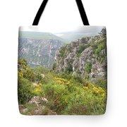 Grand Canyon Du Verdon - France Tote Bag