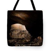 Grutas De Cacahuamilpa Tote Bag