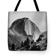 Half Dome Tote Bag by Cat Connor