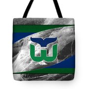 Hartford Whalers Tote Bag