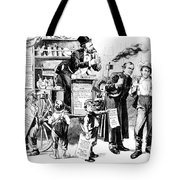 Henry George (1839-1897) Tote Bag