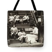 Hine Home Industry, 1912 Tote Bag