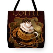 Cappuchino With Choclates Tote Bag