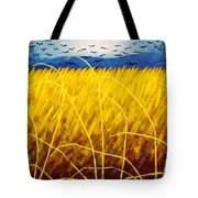 Homage To Van Gogh Tote Bag