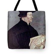 Huldreich Zwingli (1484-1531) Tote Bag