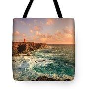 Icelandic Coast Tote Bag