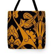 Illustration From Studies In Design Tote Bag