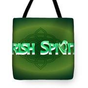 Irish Spirit Tote Bag