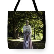 Jane Austen Tote Bag by Joana Kruse