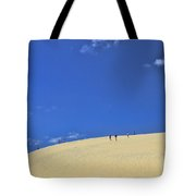 Jockey's Ridge State Park Tote Bag