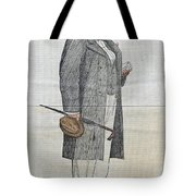 Lew Wallace (1827-1905) Tote Bag