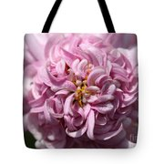 Marguerite Daisy Named Double Pink Tote Bag
