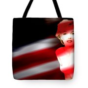 Marylin Monroe Tote Bag